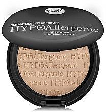 Düfte, Parfümerie und Kosmetik Hypoallergener mattierender Puder - Bell HypoAllergenic Mat Powder