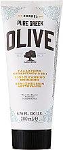 Düfte, Parfümerie und Kosmetik 3in1 Gesichtsreinigungsemulsion mit Olivenöl für alle Hauttypen - Korres Pure Greek 3 in 1 Cleaning Emulsion