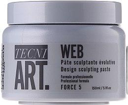 Düfte, Parfümerie und Kosmetik Modellierende Haarpaste für mehr Glanz - L'Oreal Professionnel Tecni.art A-Head Web Force 5