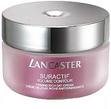 Düfte, Parfümerie und Kosmetik Reichhaltige straffende Tagescreme - Lancaster Suractif Volume Contour Rich Day Cream