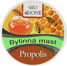 Düfte, Parfümerie und Kosmetik Körpercreme mit Honig - Bione Cosmetics Honey + Q10 Herbal Cream Propolis