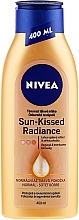 Düfte, Parfümerie und Kosmetik Körperlotion mit Bronze-Effekt - Nivea Body Nivea Bronze Effect Dark