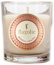 Düfte, Parfümerie und Kosmetik Duftkerze Vanille und Himbeere - Flagolie Fragranced Candle Vanilla And Raspberry