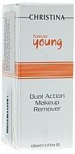 Düfte, Parfümerie und Kosmetik Make-up Entferner - Christina Forever Young Dual Action Make Up Remover