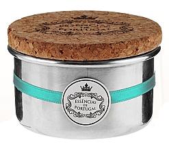 Düfte, Parfümerie und Kosmetik Seife mit violettem Öl im Aluminum-Box - Essencias De Portugal Tradition Aluminum Jewel-Keeper Violet