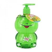 Düfte, Parfümerie und Kosmetik Bade- und Duschgel für Kinder mit Traubenduft Frosch - Chlapu Chlap Bath & Shower Gel