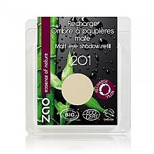 Düfte, Parfümerie und Kosmetik Matter Lidschatten (Refill) - ZAO Matt Eye Shadow