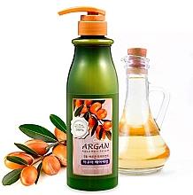 Düfte, Parfümerie und Kosmetik Feuchtigkeitsspendender Serum mit Arganöl für trockenes Haar - Welcos Confume Argan Treatment Aqua Hair Serum