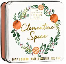 Düfte, Parfümerie und Kosmetik Seife Clementine - Scottish Fine Soaps Clementine Spice Soap