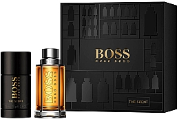 Düfte, Parfümerie und Kosmetik Hugo Boss The Scent - Duftset (Eau de Toilette 50ml + Deo-Stick 75ml)