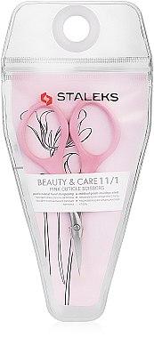 Nagelhautschere SBC-11/1 - Staleks Beauty & Care 11 Type 1