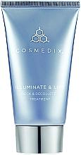 Düfte, Parfümerie und Kosmetik Lifting-Creme für Hals und Dekolleté - Cosmedix Illuminate Lift Neck Decollete Treatment