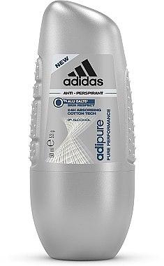 Deo Roll-on Antitranspirant - Adidas Roll-on Adipure Pure Perfomance