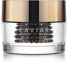 Düfte, Parfümerie und Kosmetik Gesichtscreme mit Kaviarextrakt und Hyaluronsäure - Pulanna Caviar & Diamond Treatment
