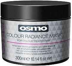 Düfte, Parfümerie und Kosmetik Haarmaske für coloriertes Haar - Osmo Colour Save Colour Radiance Mask
