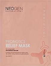 Düfte, Parfümerie und Kosmetik Regenerierende Maske mit Probiotika - Neogen Dermalogy Probiotics Relief Mask