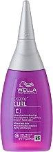 Düfte, Parfümerie und Kosmetik Haaremulsion zum dauerhaften Wellen für gefärbtes und empfindliches Haar - Wella Professional Creatine+Curl(C)