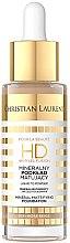 Düfte, Parfümerie und Kosmetik Langanhaltende und mattierende Mineralfoundation mit 24K Gold - Christian Laurent HD 4M Pixel Fusion Mineral Mattifying Foundation