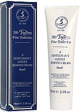 Düfte, Parfümerie und Kosmetik Luxuriöse Rasiercreme - Taylor of Old Bond Street Mr. Taylor Shaving Cream (Tube)