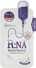 Düfte, Parfümerie und Kosmetik Aufhellende Gesichtsmaske mit Aminosäuren und Peptiden - Mediheal R:NA Whitening Proatin Mask