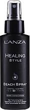 Düfte, Parfümerie und Kosmetik Haarspray für windgepeitschte Frisuren am Strand - Lanza Healing Style Beach Spray
