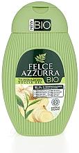 Düfte, Parfümerie und Kosmetik Duschgel Grüner Tee und Ingwer - Felce Azzurra BIO Creen Tea&Ginger Shower Gel