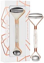 Düfte, Parfümerie und Kosmetik Massageroller für das Gesicht aus Edelstahl - Crystallove Cryo Ice Roller
