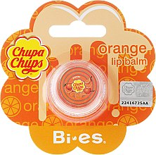 Düfte, Parfümerie und Kosmetik Lippenbalsam mit Orangen Geschmack - Bi-es Chupa Chups Orange Lip Balm