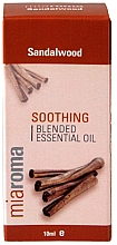 Düfte, Parfümerie und Kosmetik Ätherisches Sandelholzöl - Holland & Barrett Miaroma Sandalwood Blended Essential Oil