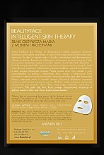 Düfte, Parfümerie und Kosmetik Gesichtsmaske mit Weizenprotein und Weizenmilch - Beauty Face Intelligent Skin Therapy Mask
