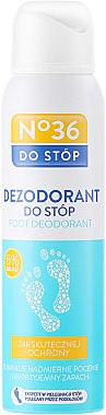 Fußspray mit Talkum - Pharma CF No.36 Dezodorant