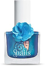 Düfte, Parfümerie und Kosmetik Nagellack - Snails Fleur