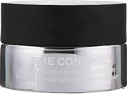 Düfte, Parfümerie und Kosmetik Anti-Aging Augen- und Lippenkonturcreme - Diego Dalla Palma Time Control Absolute Anti Age Eye and Lip Contour Cream