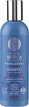 Düfte, Parfümerie und Kosmetik Anti-Stress Shampoo für mehr Volumen und strahlenden Glanz - Natura Siberica Natural Certified Anti-Stress Shampoo