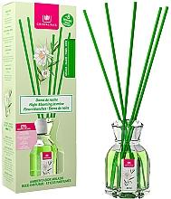 Düfte, Parfümerie und Kosmetik Aroma-Diffusor mit Duftstäbchen Nachtblühender Jasmin - Cristalinas Reed Diffuser
