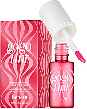 Düfte, Parfümerie und Kosmetik Benefit Gogo Tint - Flüssiges Lippen- und Wangenpigment (Mini)