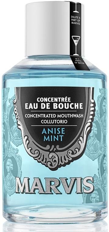 Mundspülung Anis & Minze - Marvis Concentrate Anise Mint Mouthwash