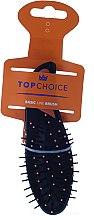 Düfte, Parfümerie und Kosmetik Kleine Haarbürste schwarz-orange 2007 - Top Choice