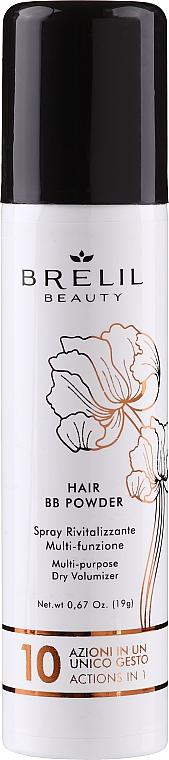 Multifunktionaler BB Haarpuder - Brelil Professional Biotraitement Beauty Hair BB Powder