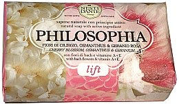 "Düfte, Parfümerie und Kosmetik Seife ""Lifting"" - Nesti Dante Philosophia Lift Soap"