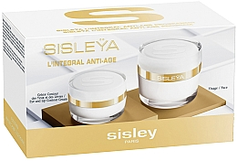 Düfte, Parfümerie und Kosmetik Gesichtspflegeset - Sisley L'Integral Anti-Age Face-Eye Set (Gesichtscreme 50ml + Lippen- und Augenkonturcreme 15ml)