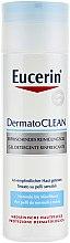 Erfrischendes Gesichtsreinigungsgel für normale bis Mischhaut - Eucerin DermatoClean Refreshing Cleansing Gel — Bild N1