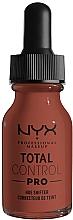 Düfte, Parfümerie und Kosmetik Flüssiger Gesichts-Concealer - NYX Professional Total Hue Shifter Drop Foundation