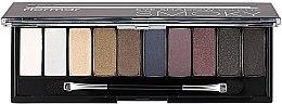 Düfte, Parfümerie und Kosmetik Lidschattenpalette 10 Farben - Flormar