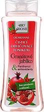Düfte, Parfümerie und Kosmetik Pflegender Make-up Entferner mit Granatapfel - Bione Cosmetics Pomegranate Protective Cleansing Make-up Removal Facial Tonic With Antioxidants