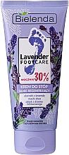 Düfte, Parfümerie und Kosmetik Fußcreme mit Lavendelextrakt und Sheabutter - Bielenda Lavender Foot Care Cream