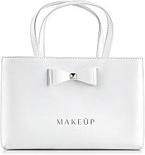 Düfte, Parfümerie und Kosmetik Geschenktasche White elegance - MakeUp (24 x 15,5 cm)