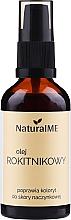 Düfte, Parfümerie und Kosmetik Sanddornöl mit Spender - NaturalME