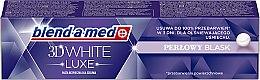 Düfte, Parfümerie und Kosmetik Zahnpasta - Blend-a-med 3D White Pearl Glow