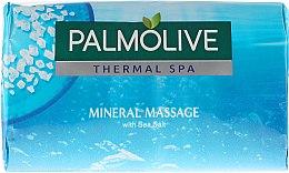 Düfte, Parfümerie und Kosmetik Mineral Massage Seife mit Salz aus dem Toten Meer - Palmolive Naturel